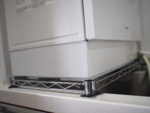 食洗機 棚 メタルラック